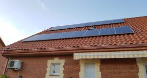Instalación placas solares en Madrid