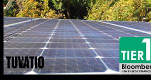 Lista tier 1 paneles solares